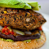 Vegana en pan sin gluten