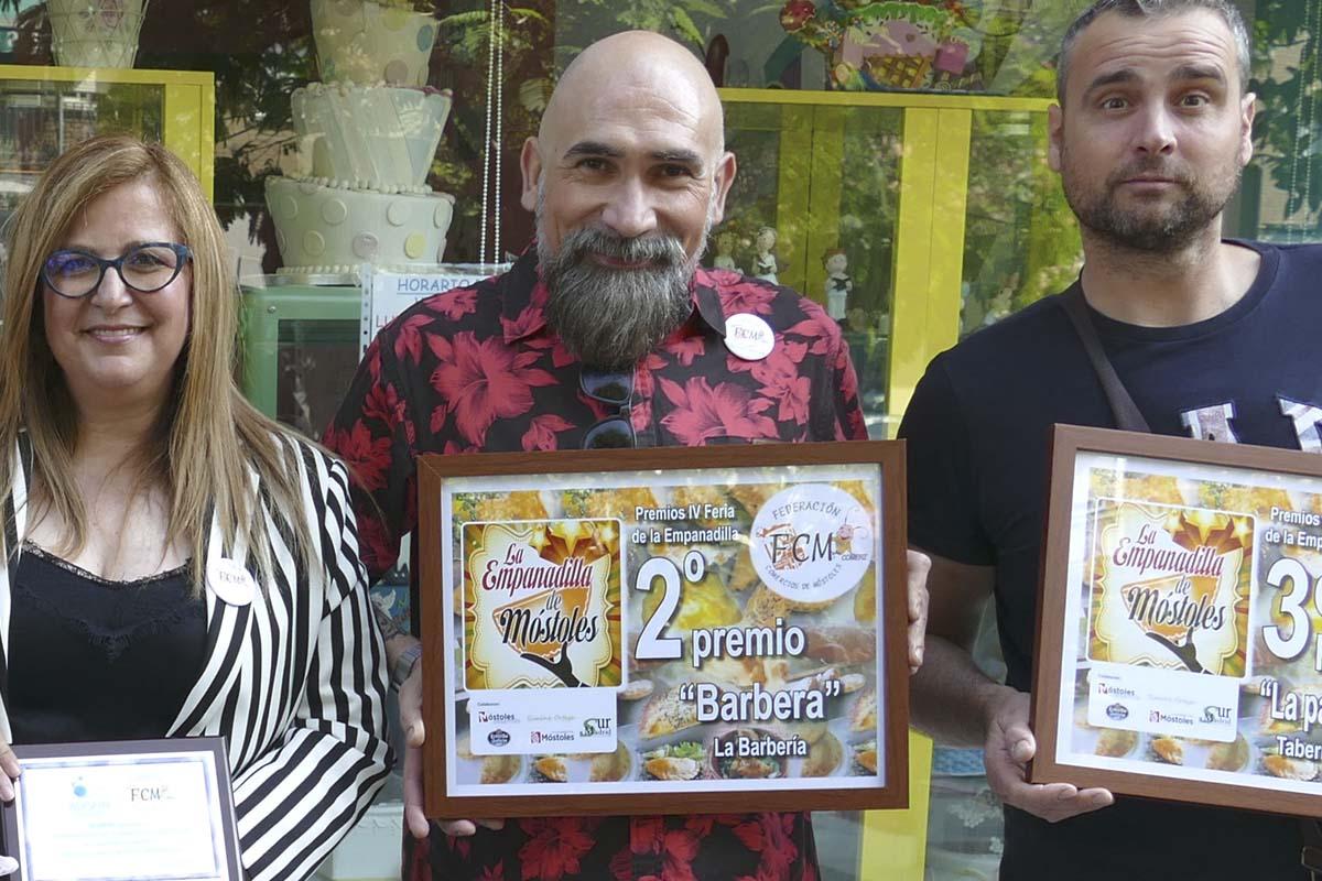 Entrega de Premios Feria de la Empanadilla de Móstoles